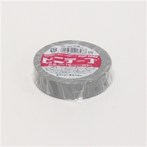 ビニテープ 19X20灰