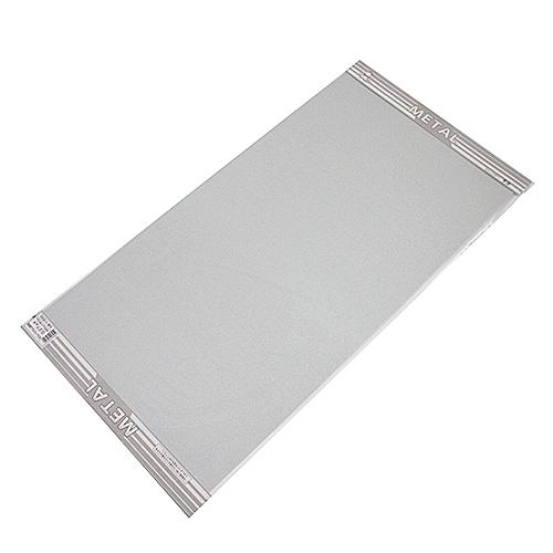 ガルバリウム鋼板 H395 0.27X455X910MM