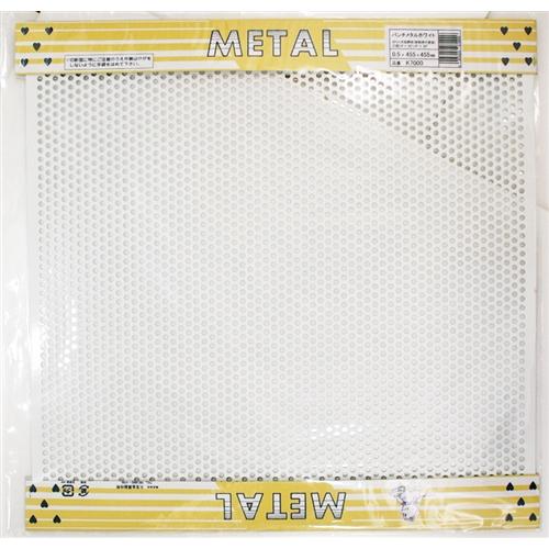 平板 パンチホワイト K7000 5X0.5X455X455MM