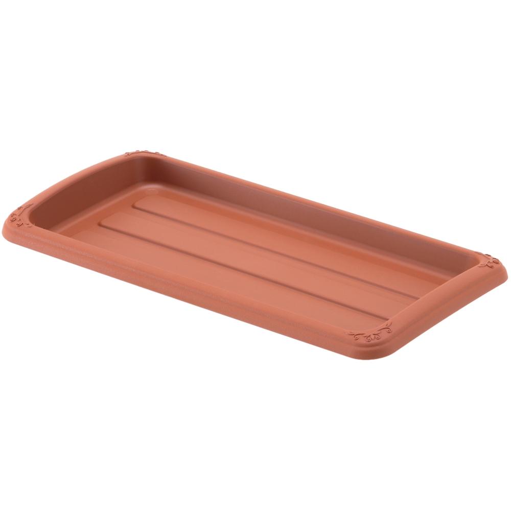 クイーンプレート550型 ブラウン