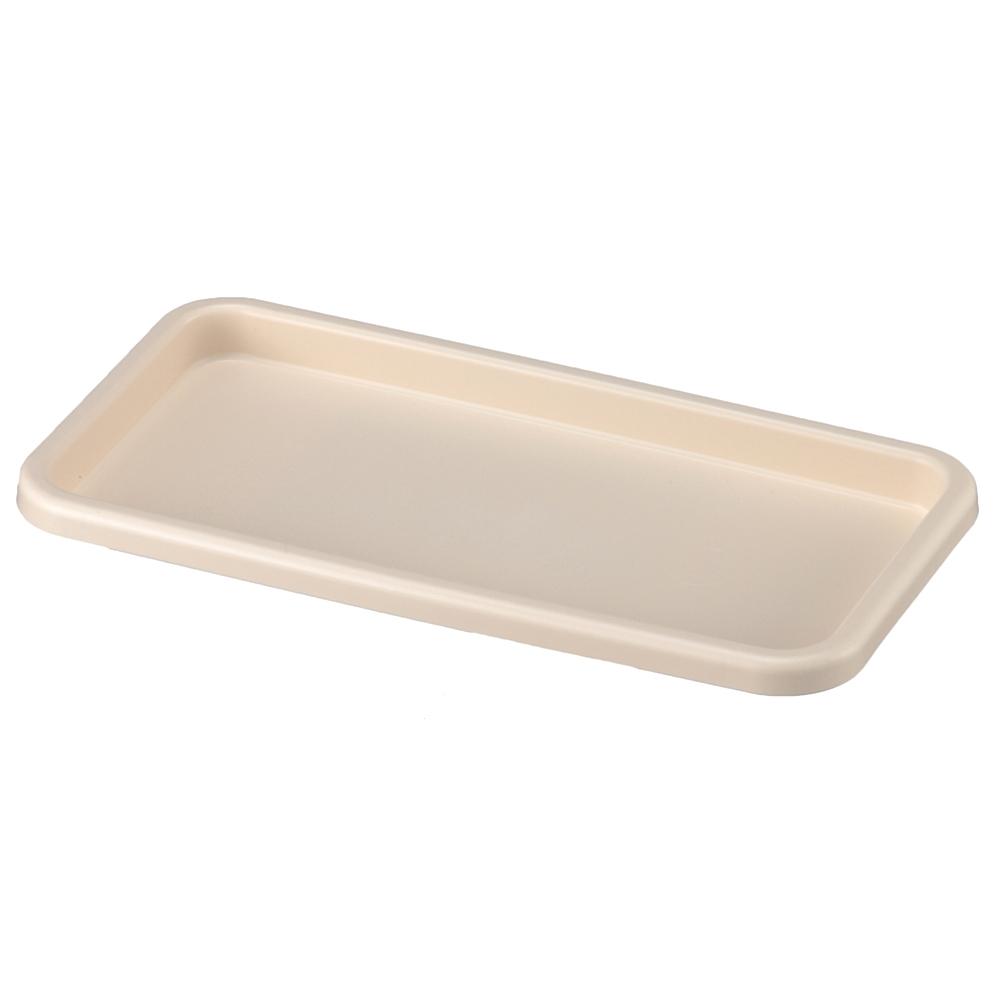プランター受皿31型 アイボリー