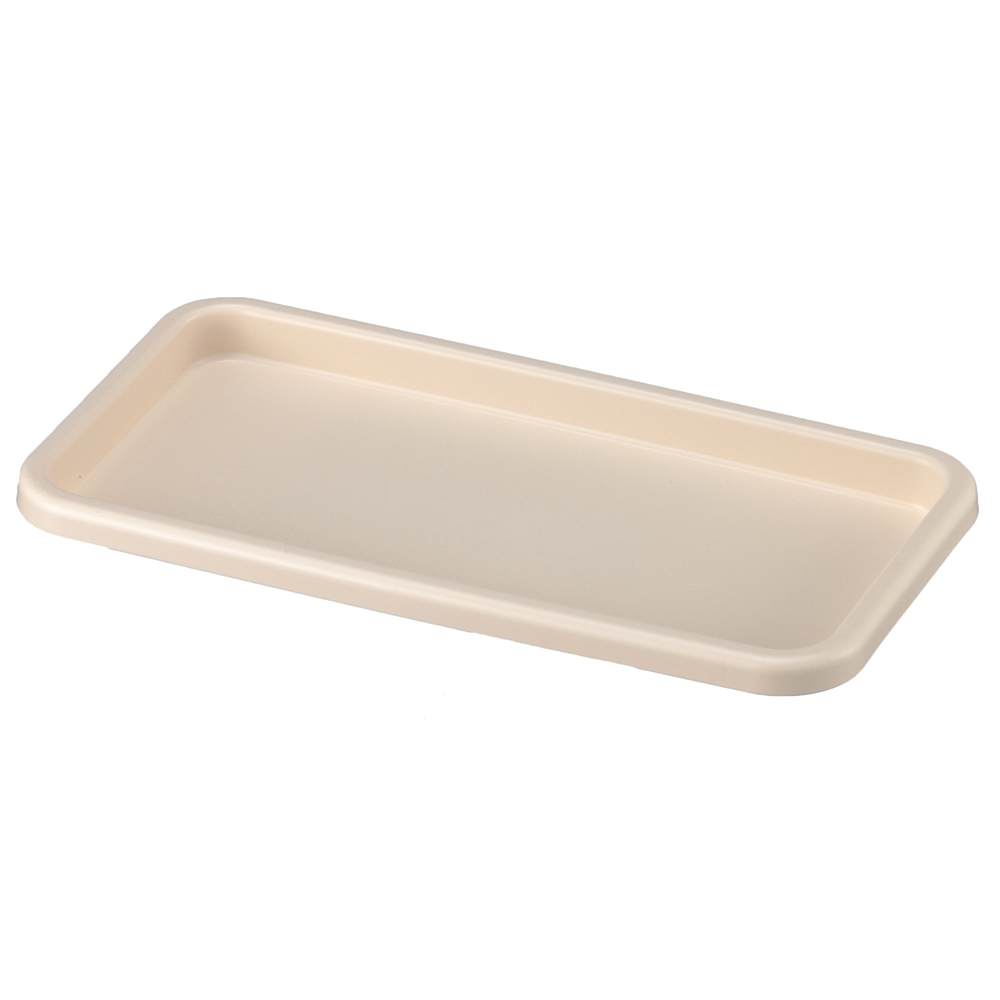 プランター受皿41型 アイボリー