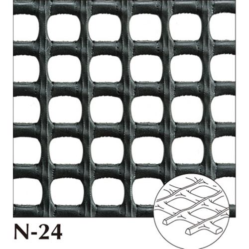 トリカルネット N−24 黒 1240mm×50M