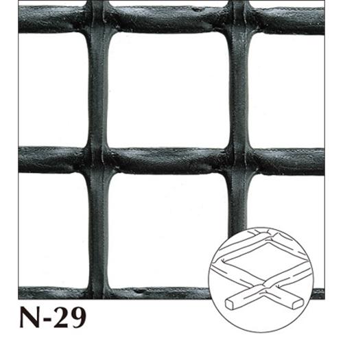 トリカルネット N−29 黒 1240mm×50M
