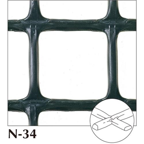 トリカルネット N−34 黒 1240mm×50M