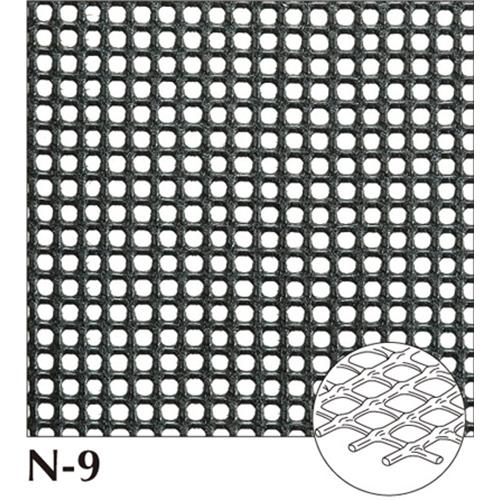 トリカルネット N−9 黒 1000mm×50M
