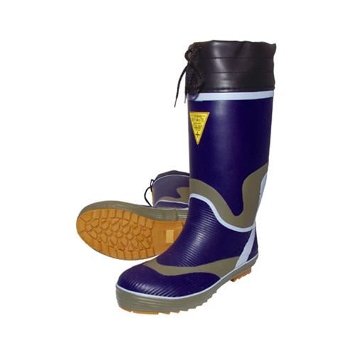 フジテ セフメイト鉄芯鉄板入安全ブーツ 25.5cm 920