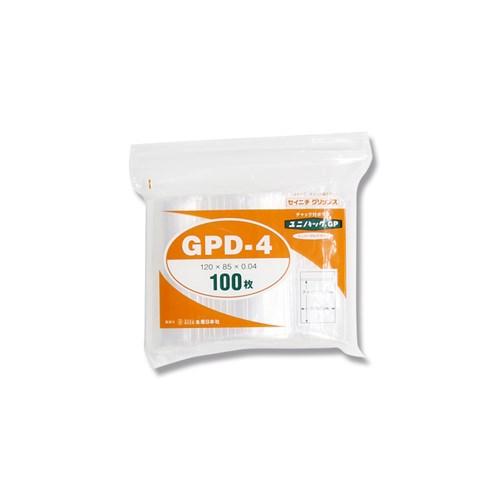 ユニパックGP GPD−4 100枚入り