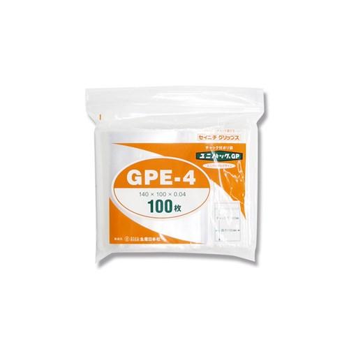 ユニパックGP GPE−4 100枚入り