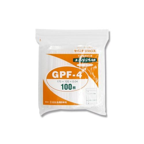 ユニパックGP GPF−4 100枚入り