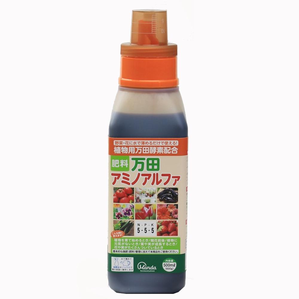 万田アミノアルファ500ml