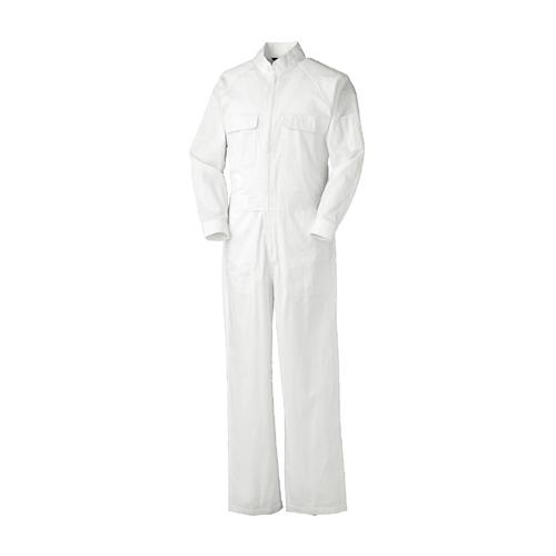 ツナギ服 115−1 ホワイト LL