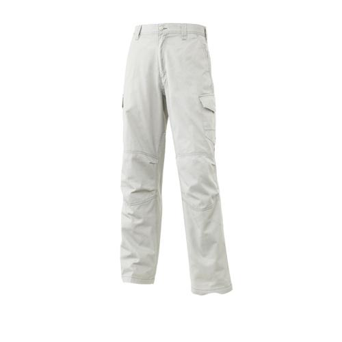 綿カーゴパンツ 017−1 グレー 85