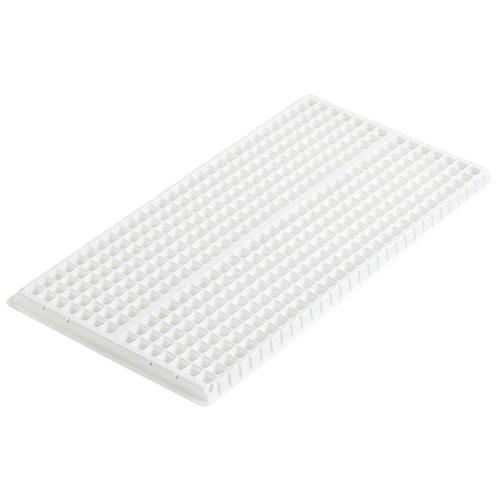 エフピコチューパ プラグトレイ406穴 白 CP891056