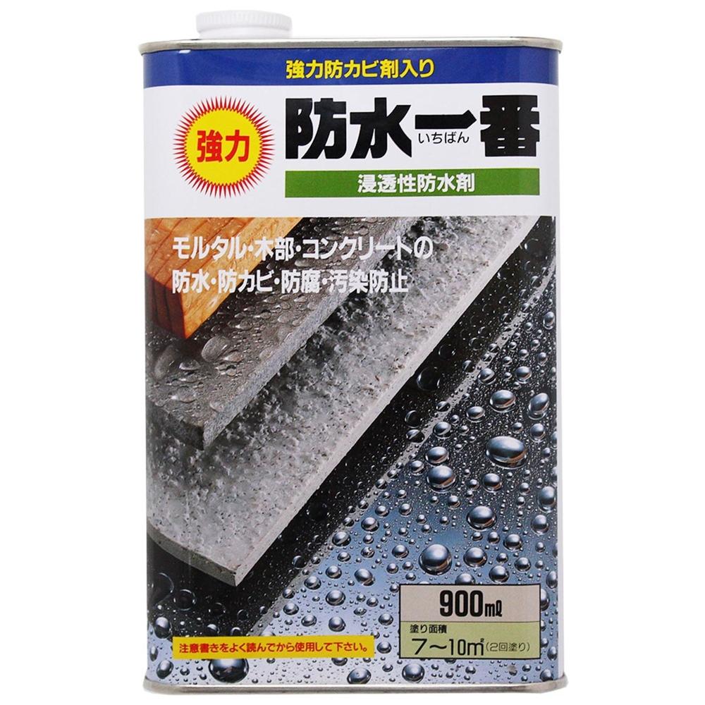 日本特殊塗料 nittoku 強力防水一番 浸透性防水剤 900ml