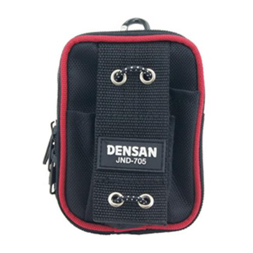 デンサン 電工プロキャンバスポケット JND−705