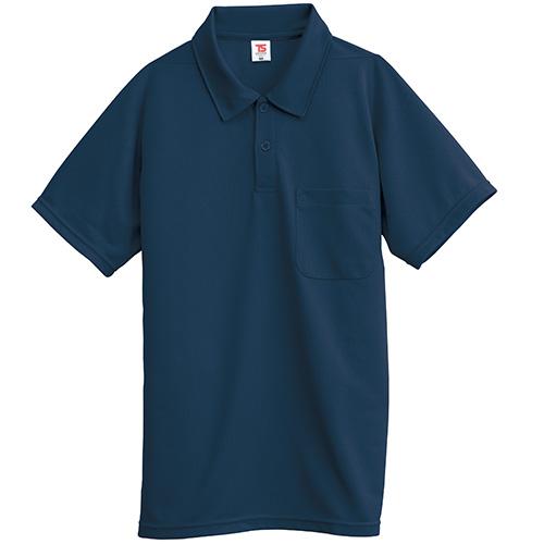 半袖ポロシャツ 2065 ネイビー S