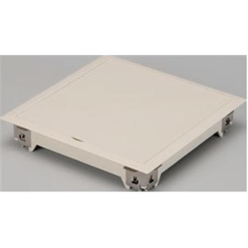 SPG小型床下点検口プチ点150角 PCO150W白