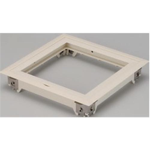 SPG小型床下点検口プチ点150角 PFO150W白