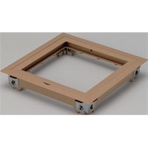 SPG小型床下点検口プチ点150角 PFO150BモカBR