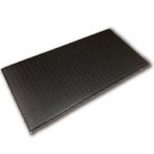 疲労軽減マット縞 900×450 ブラック