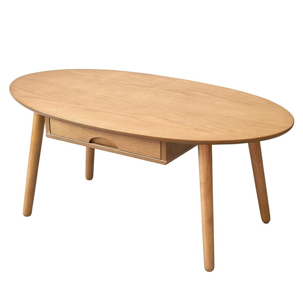 SPICE(スパイス) CORON ローテーブル ナチュラル FST100NAT