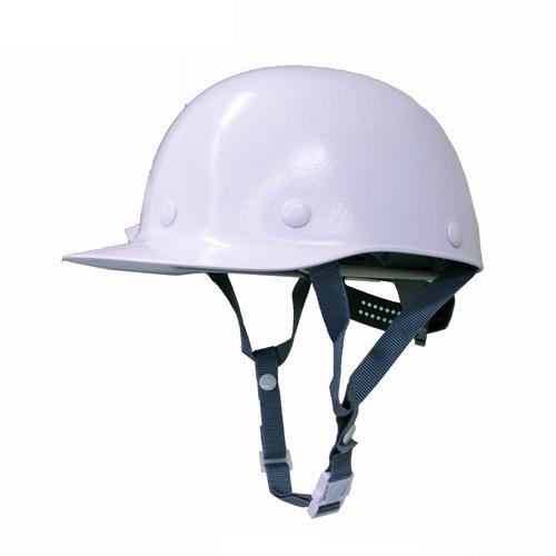 耐熱ヘルメット 野球帽型 白 STー114EPZ