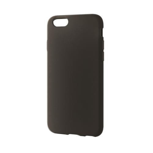 iPhone6s/6用シリコンケース PM-A15SCBK