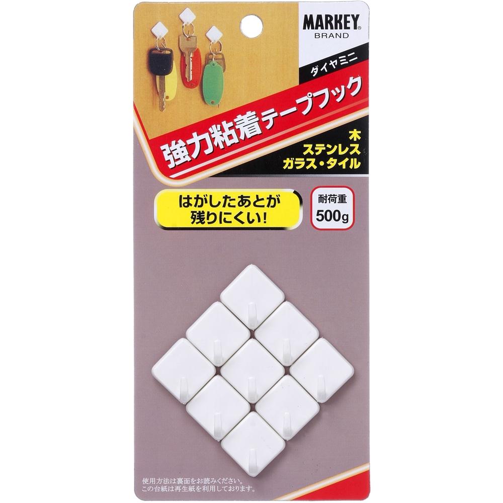大一鋼業(株) 強力粘着テープフックダイヤミニ ST−7