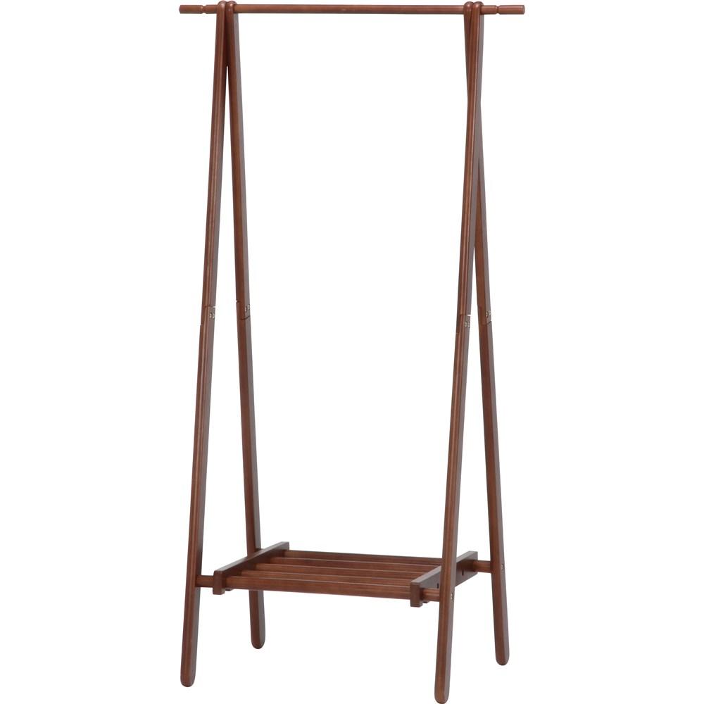 木製ハンガー ジョイント 6110−26−W52BR
