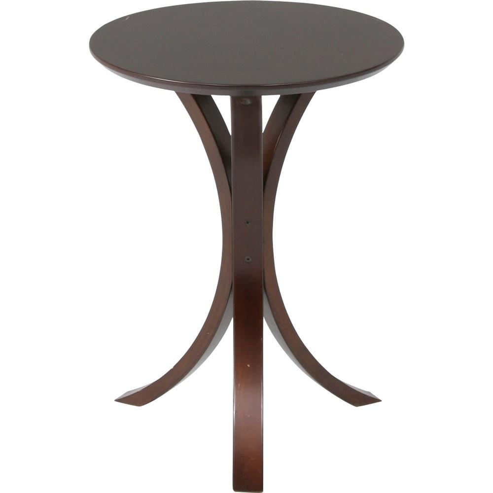 サイドテーブル CF−913 ダークブラウン