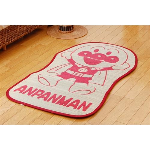 イケヒコ・コーポレーション(IKEHIKO)  純国産アンパンマン い草お昼寝マット 『アンパンマンといっしょ』 70×120cm