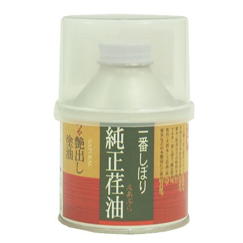 純正荏油 150g