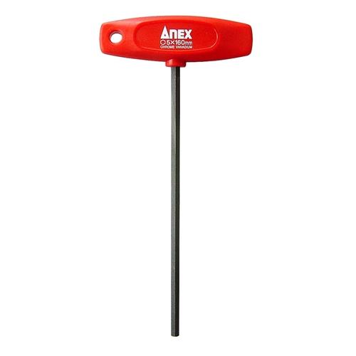 ANEX T型レンチドライバー 対辺5×160
