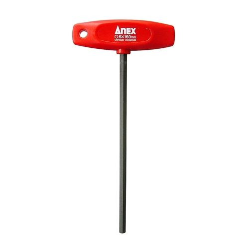 ANEX T型レンチドライバー 対辺6×160