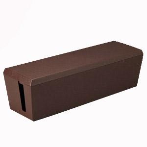 スリムタップボックス ブラウン AKD−50BR