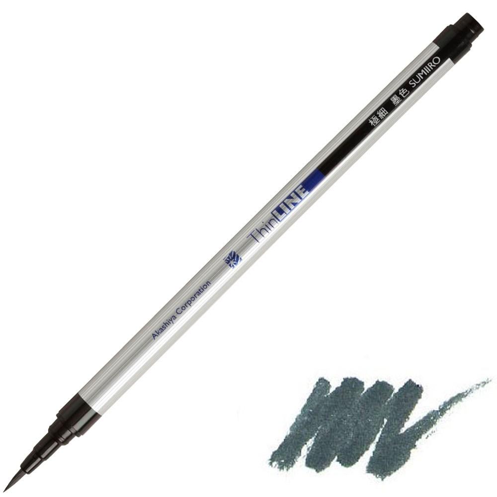彩シンライン墨色 TL300−01
