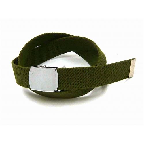 綿 ベルト #001 32mm グリーン