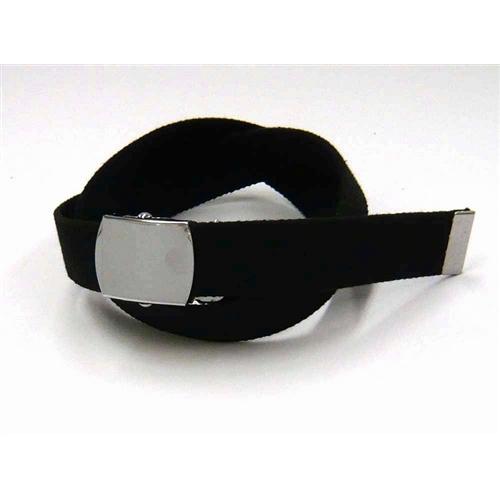 綿 ベルト #001 32mm 黒