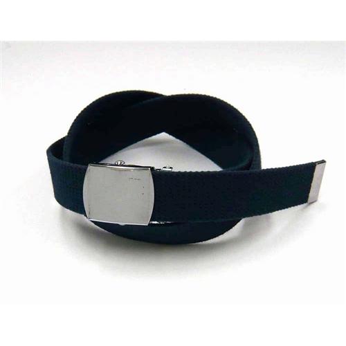綿 ベルト #003 40mm 紺