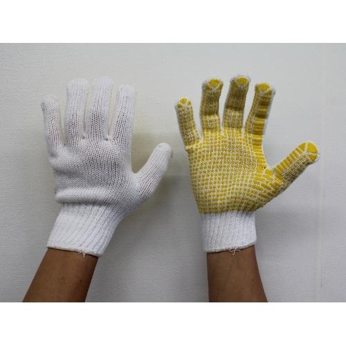 すべり止め手袋3本胴 K1−1 M