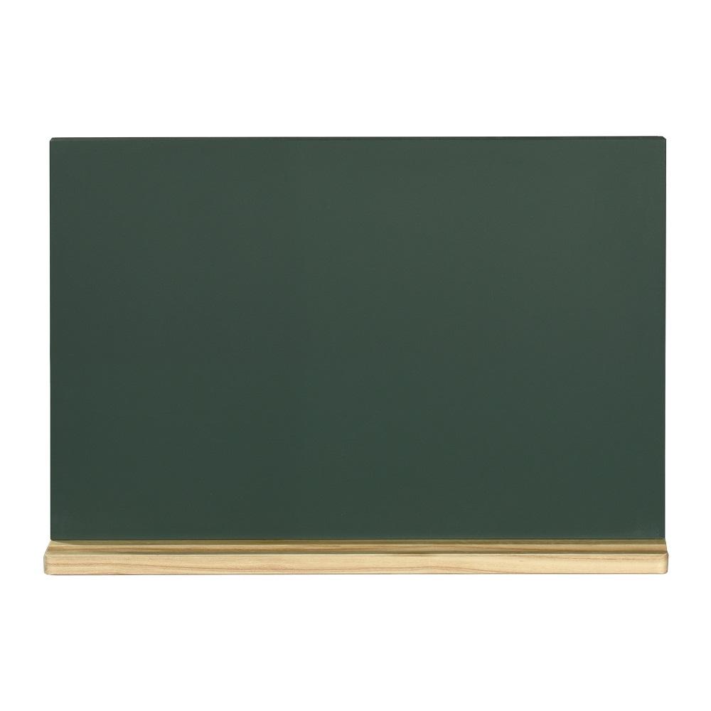 木製壁掛黒板 粉受付450×300