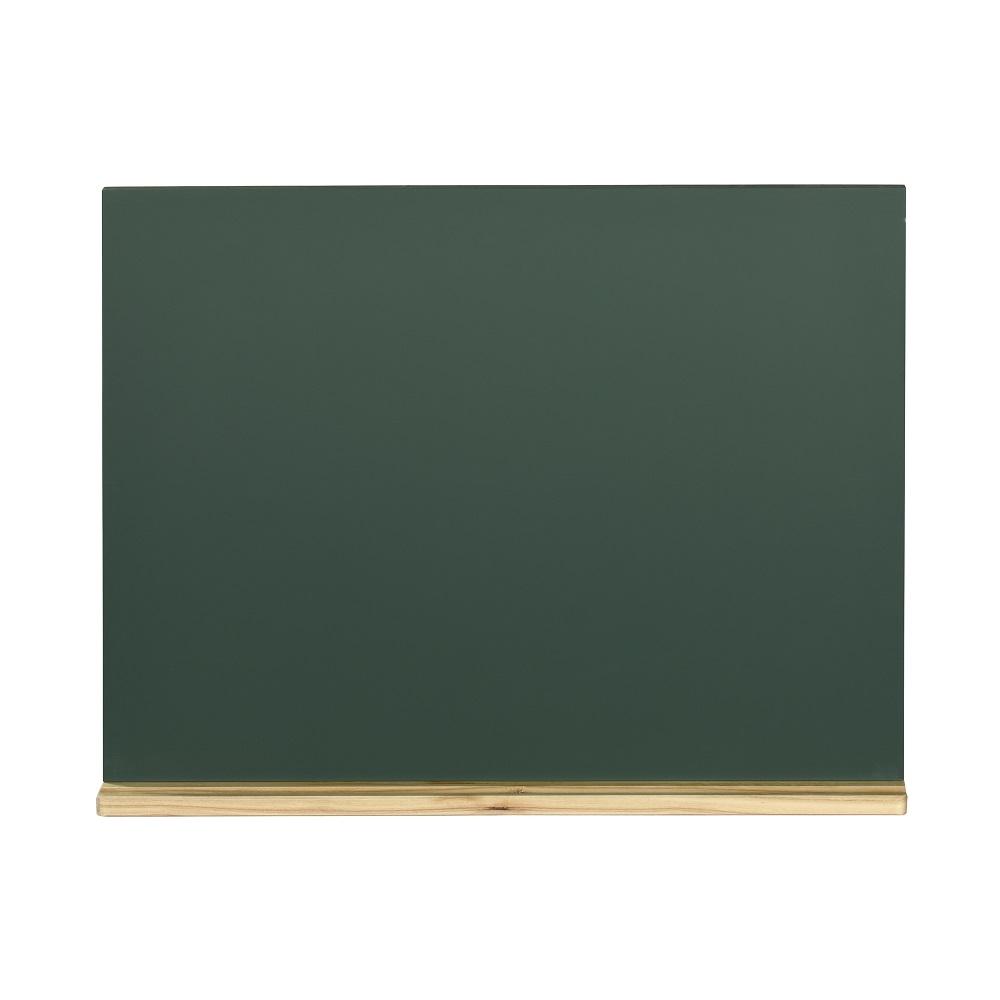 木製壁掛黒板 粉受付600×450