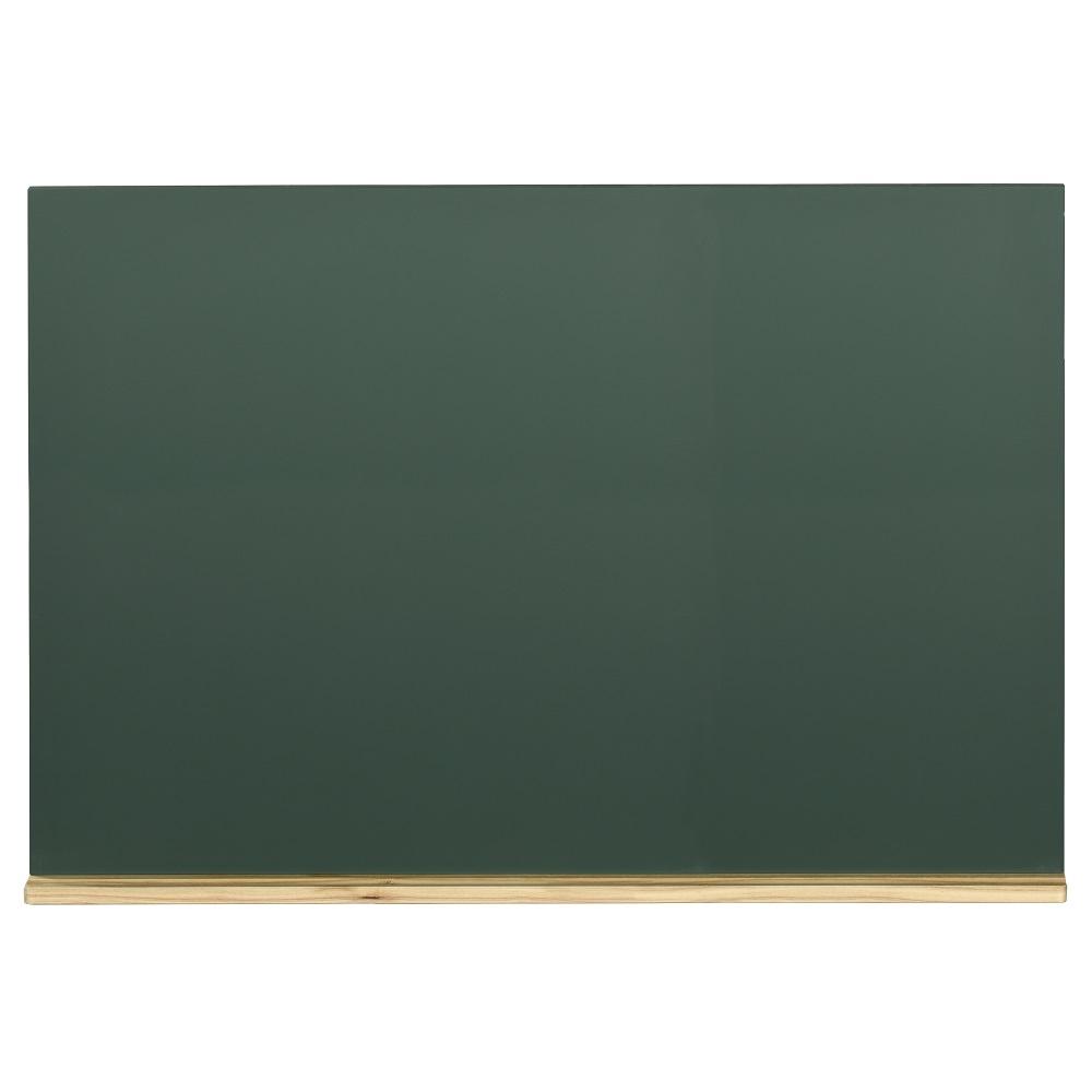 木製壁掛黒板 粉受付900×600