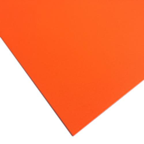 デコパネ 蛍光オレンジ A1 5×600×900mm ×5枚セット