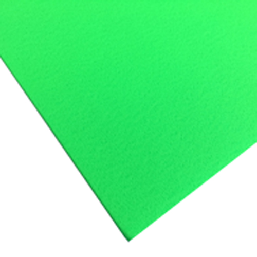デコパネ 蛍光グリーン A2 5×450×600mm ×5枚セット