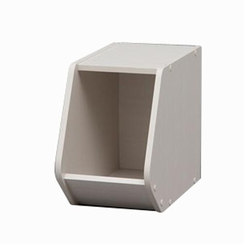 スタックボックス オープンタイプ  STB−200 オフホワイト