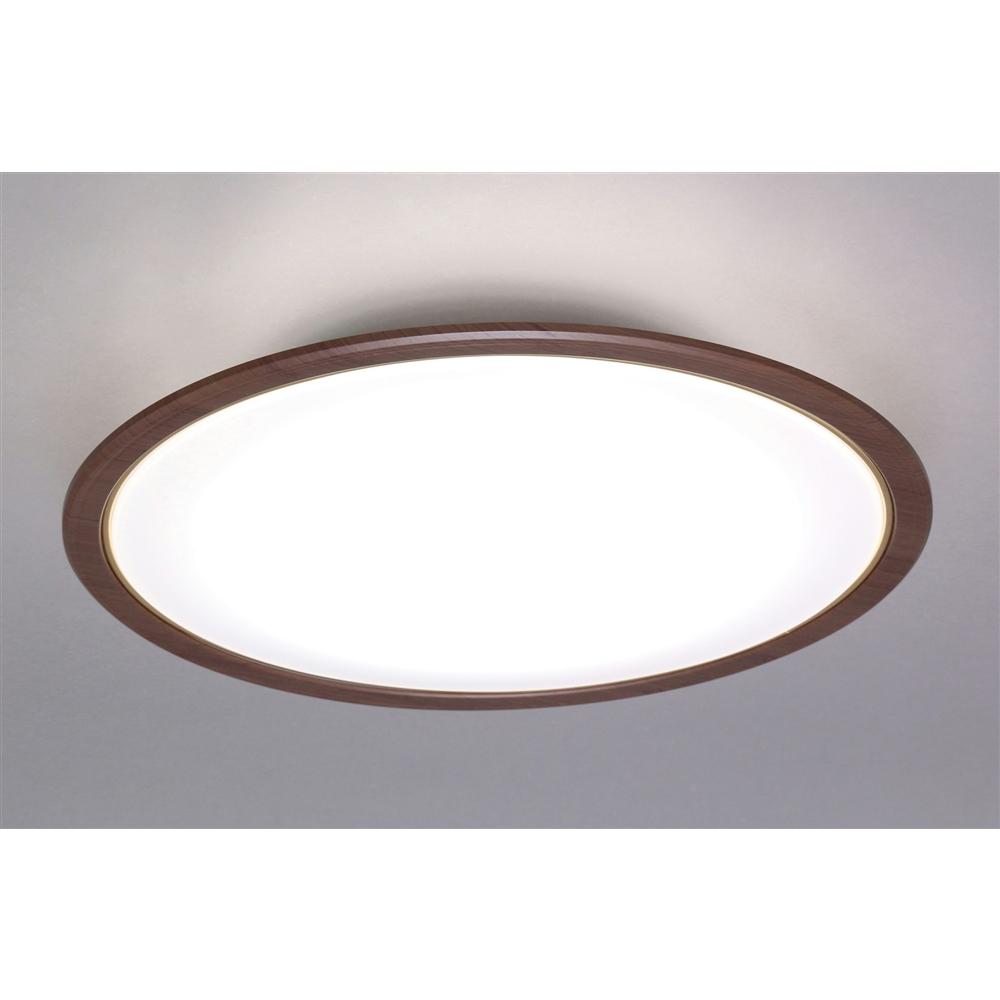 アイリスオーヤマ(IRIS OHYAMA) LEDシーリングライト 5.0シリーズ 木調フレーム 14畳調色 CL14DL-5.0WF-M