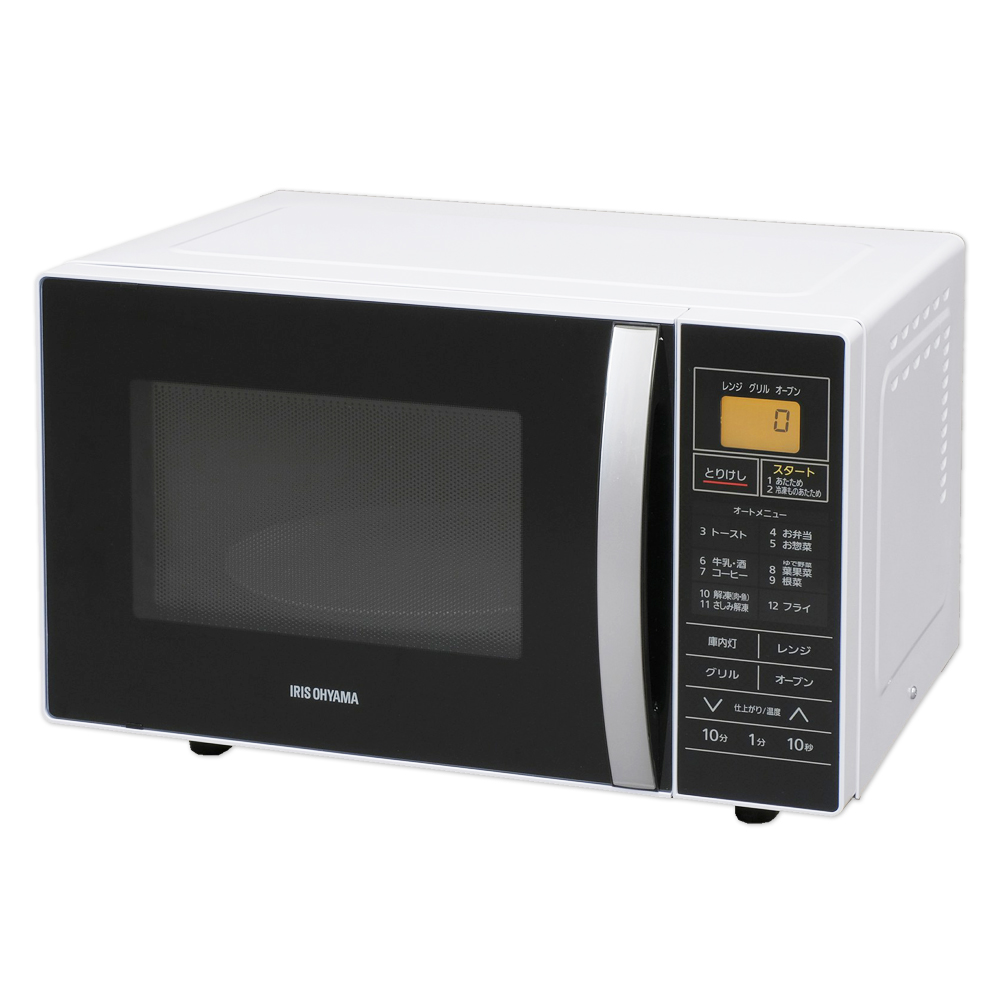 アイリスオーヤマ(IRIS OHYAMA) オーブンレンジ 16L ターンテーブル MO-T1601