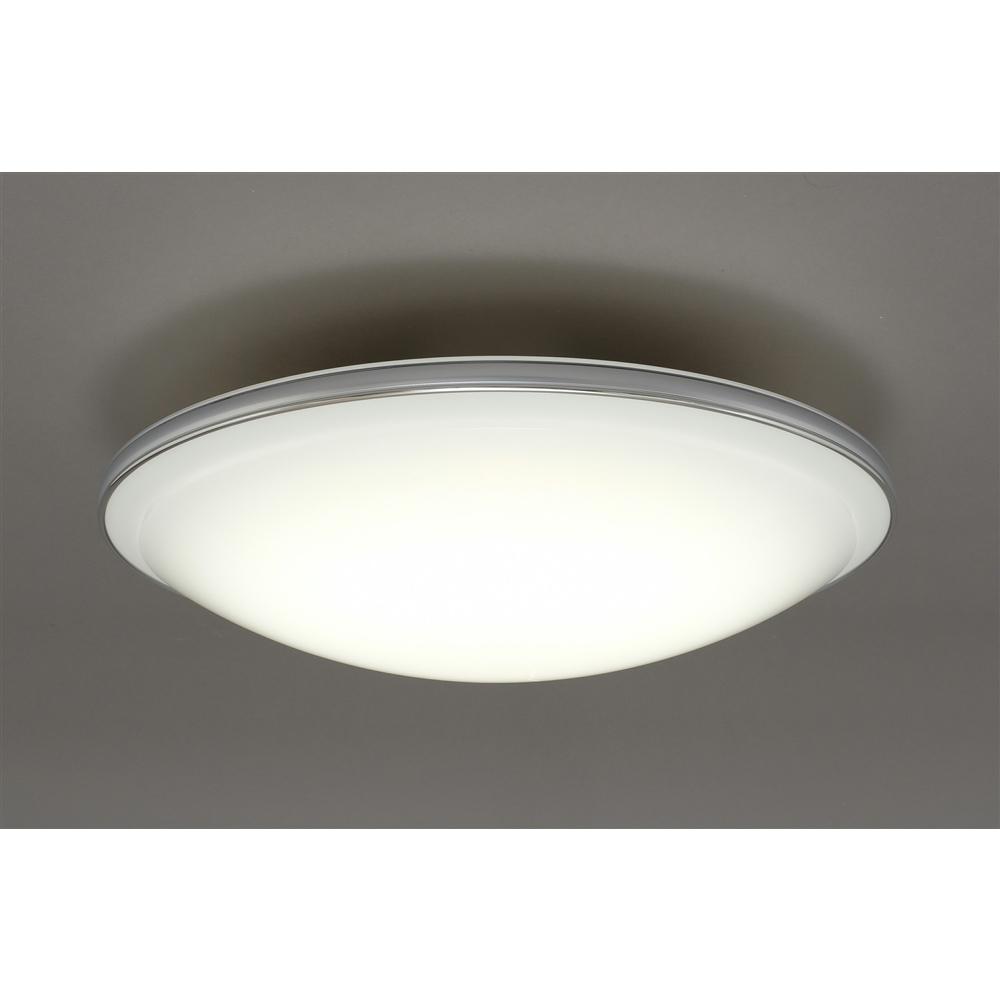 アイリスオーヤマ(IRIS OHYAMA) LEDシーリングライト メタルサーキットシリーズ デザインリングタイプ 8畳調光 CL8D-PM